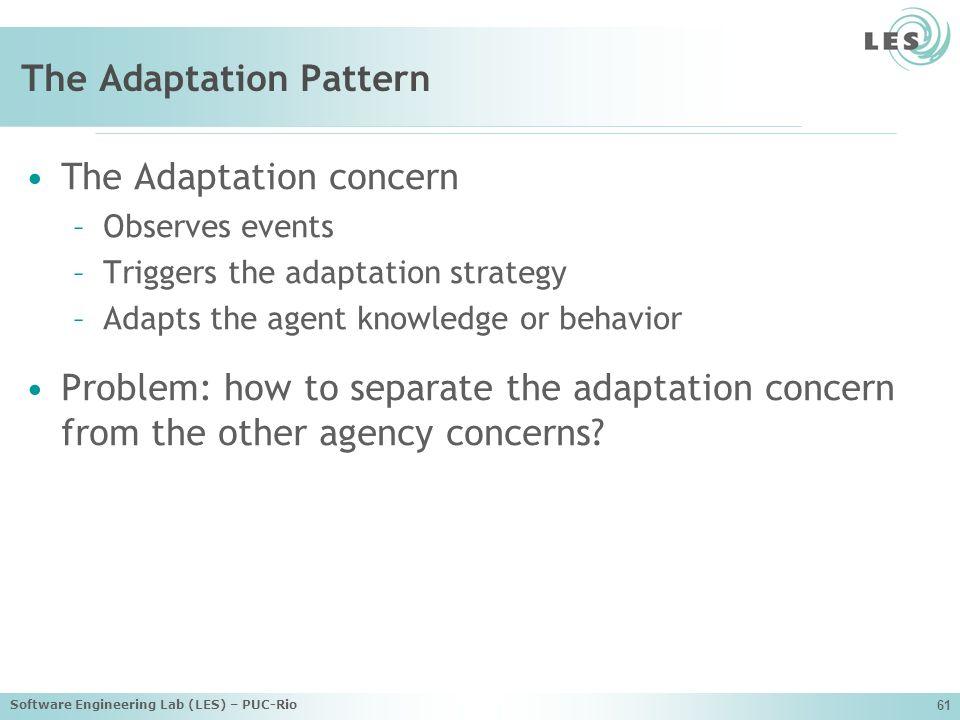 The Adaptation Pattern