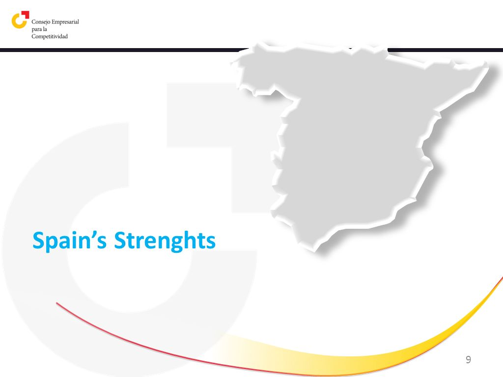 Spain's Strenghts