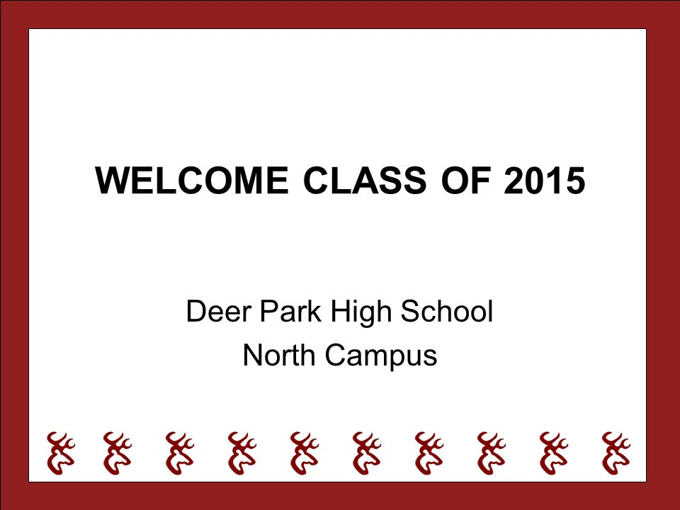 Deer Park High School North Campus