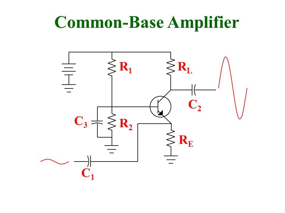 Common-Base Amplifier
