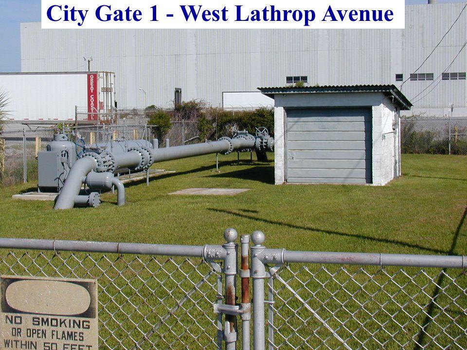 City Gate 1 - West Lathrop Avenue