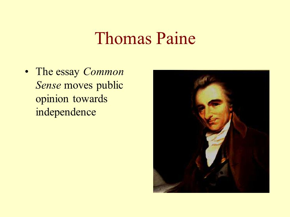 thomas paine common sense essay thomas jefferson essays common sense essays thomas paine essays library of congress
