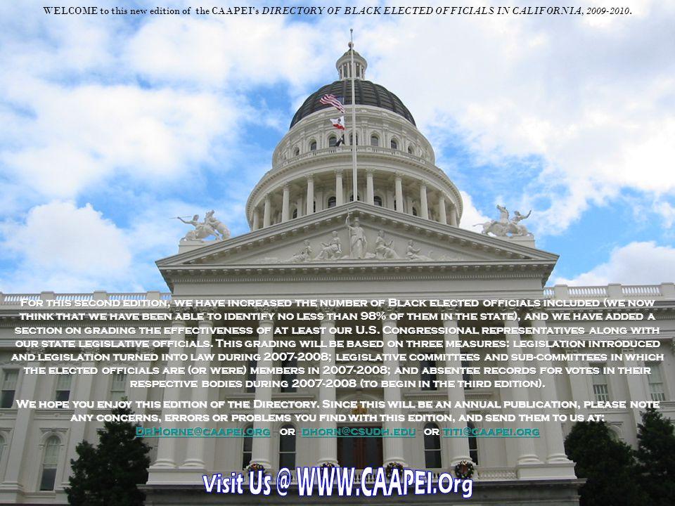 Visit Us @ WWW.CAAPEI.Org