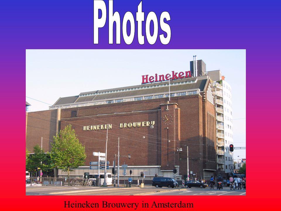Photos Heineken Brouwery in Amsterdam