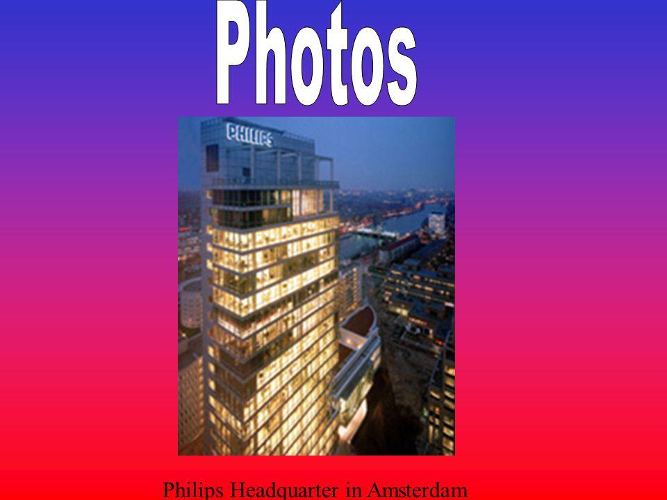 Photos Philips Headquarter in Amsterdam