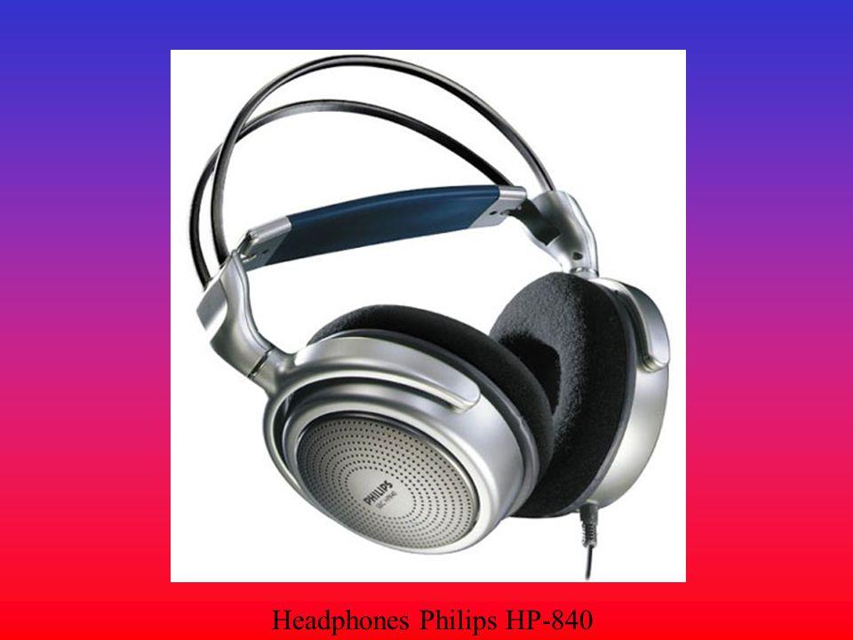 Headphones Philips HP-840