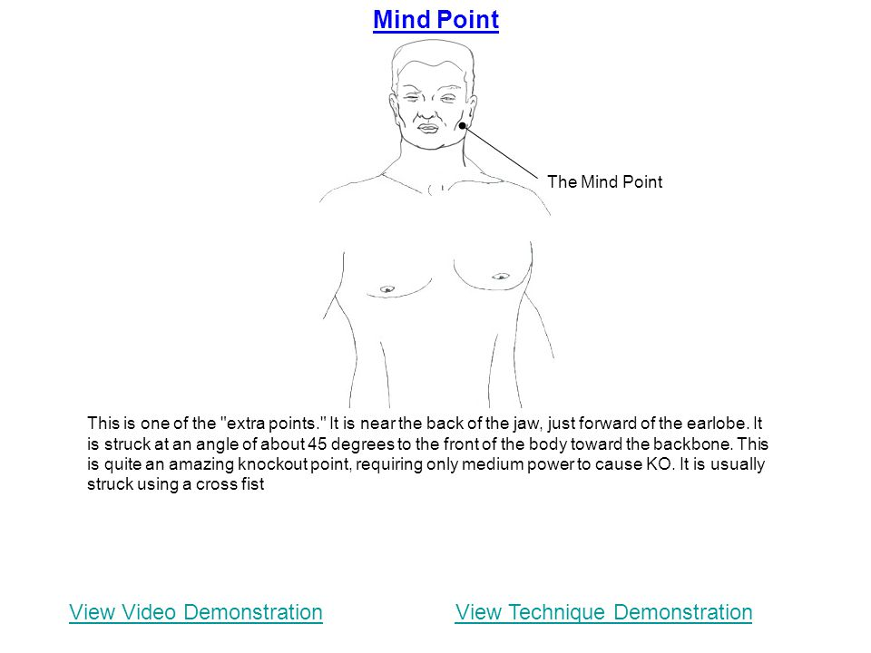 Mind Point View Video Demonstration View Technique Demonstration