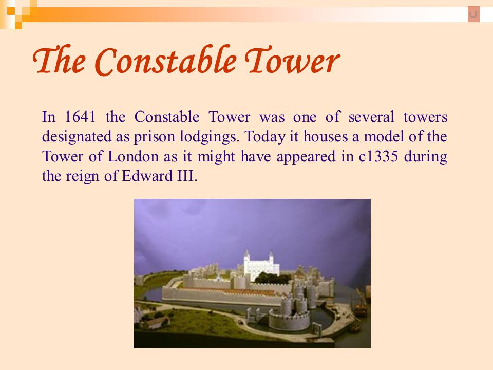 The Constable Tower