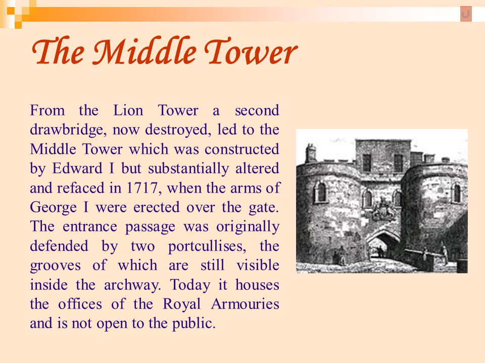 The Middle Tower
