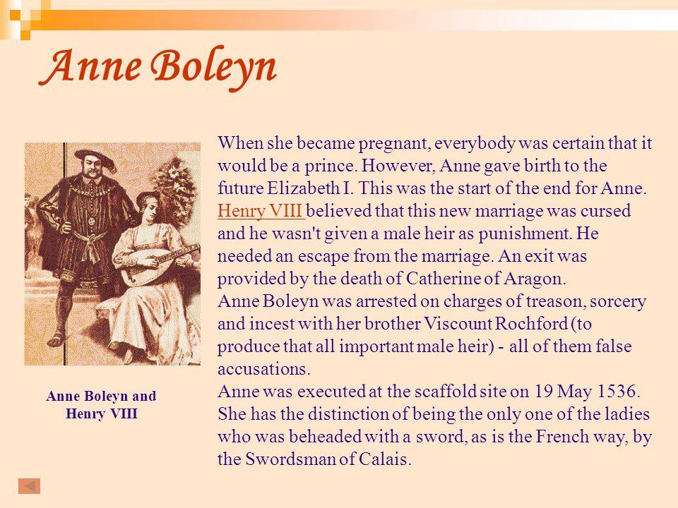 Anne Boleyn and Henry VIII