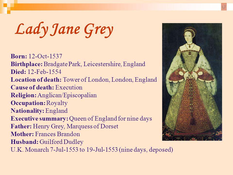Lady Jane Grey