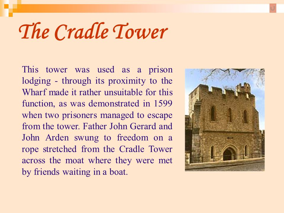 The Cradle Tower
