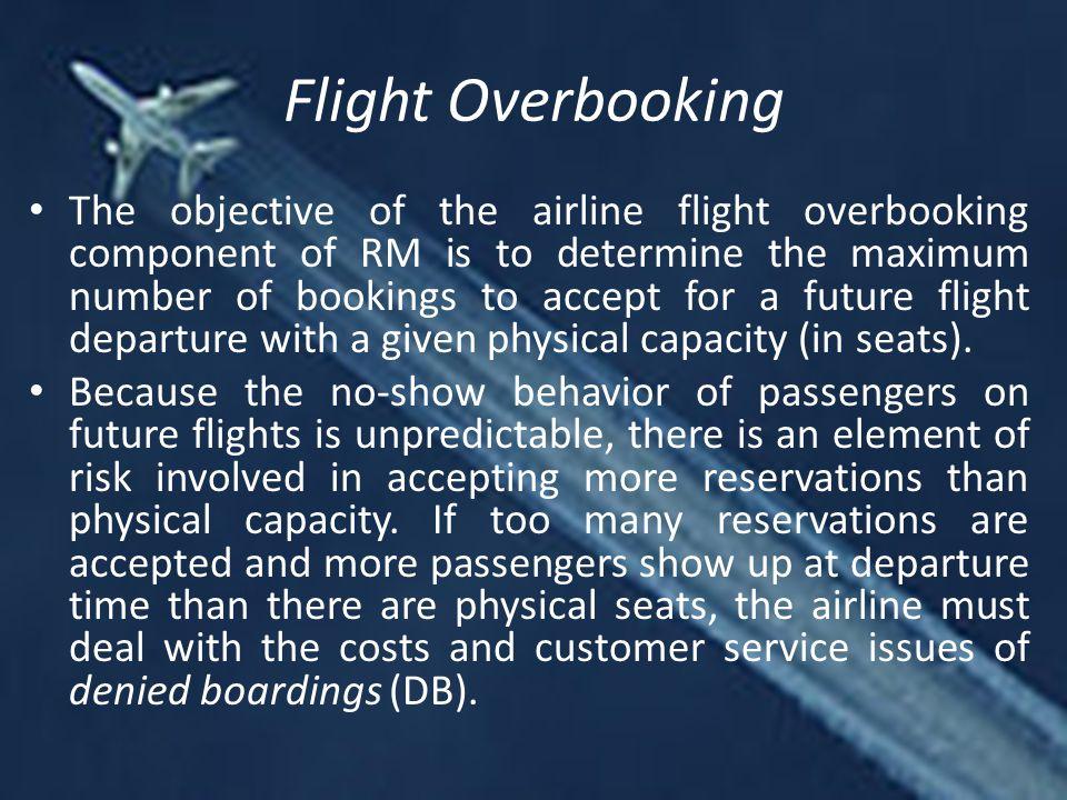 Flight Overbooking