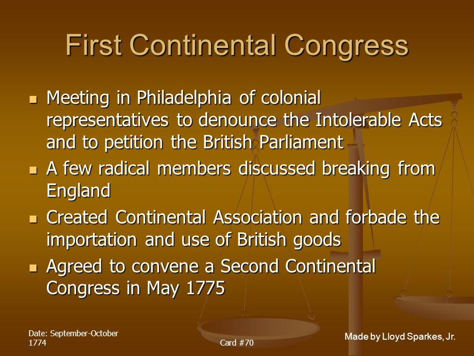 second continental congress date In this video, second continental congress meets and george washington is selected to lead the continental army for teaching resources to.