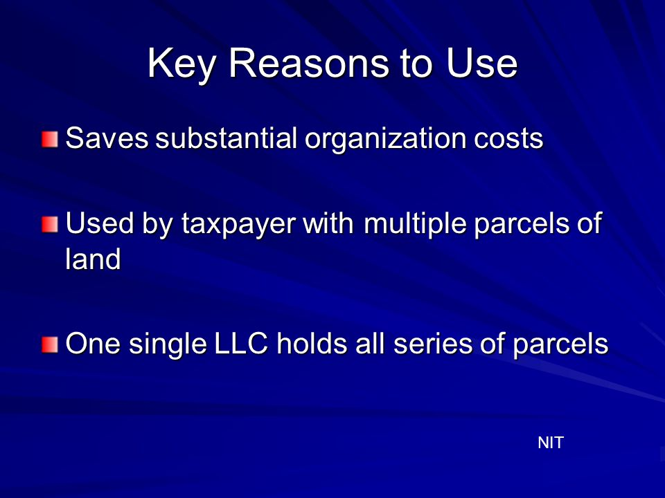 Key Reasons to Use Saves substantial organization costs