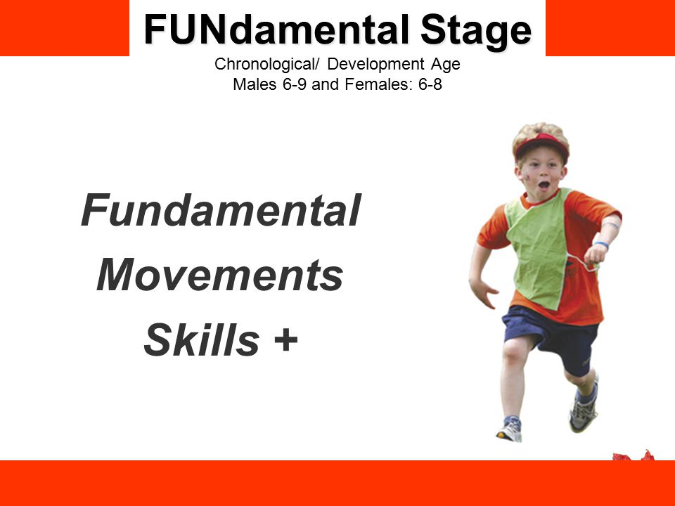 Fundamental Movements Skills +