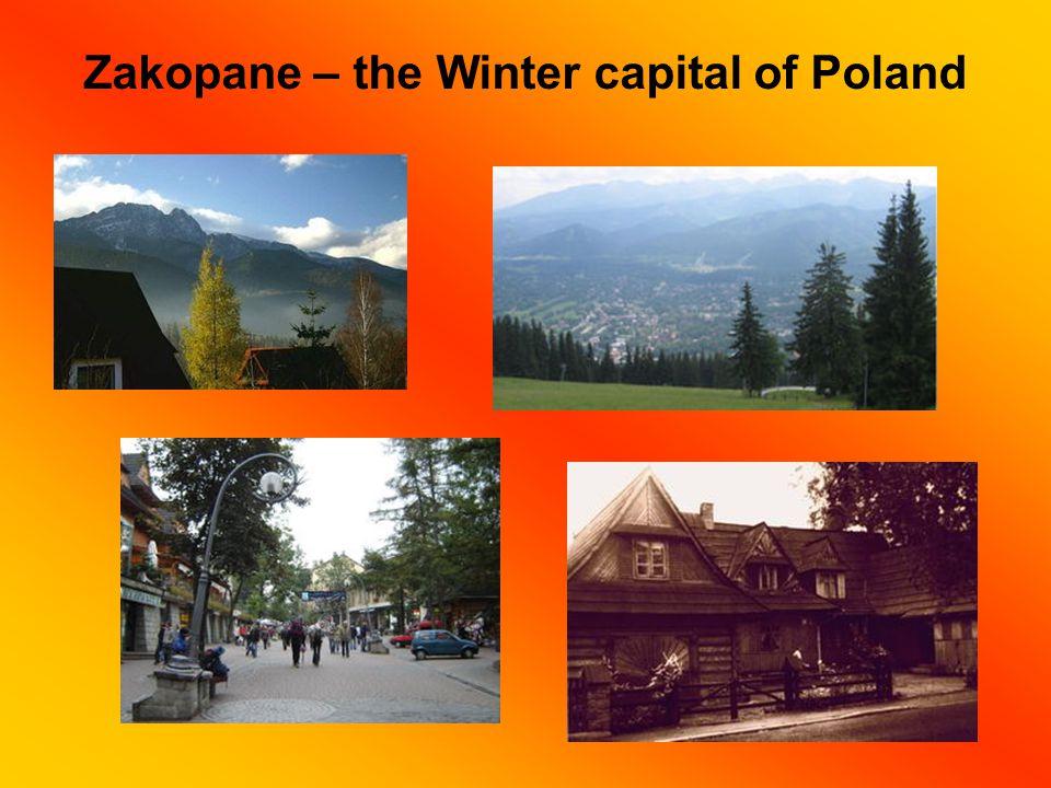 Zakopane – the Winter capital of Poland