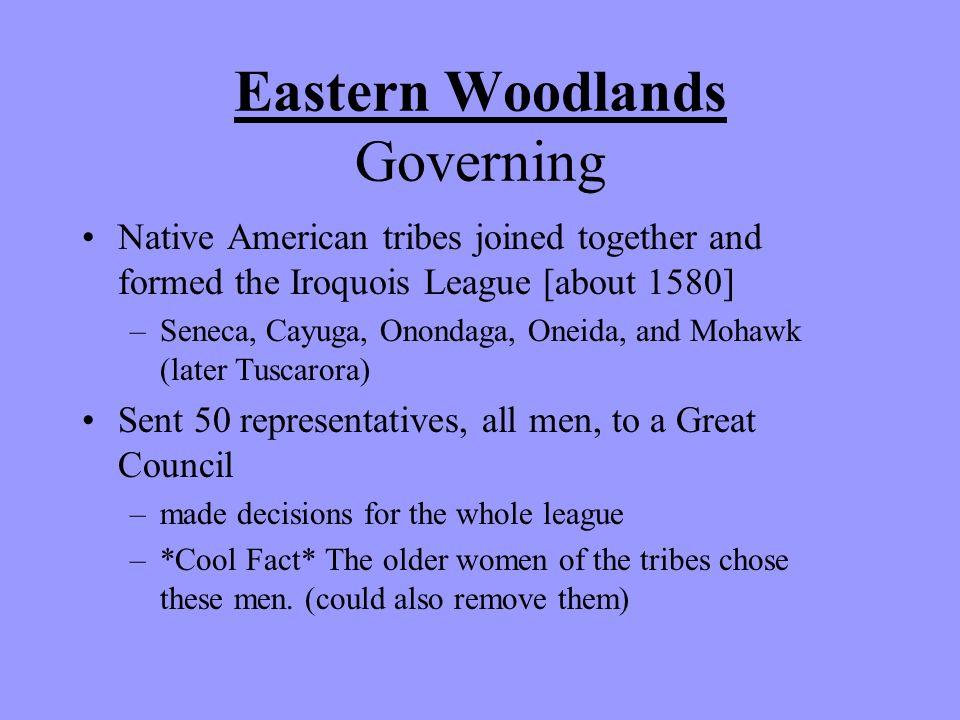 Eastern Woodlands Governing