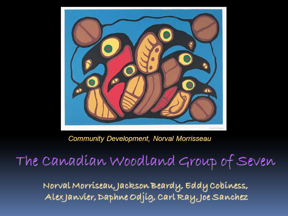 The Canadian Woodland Group of Seven