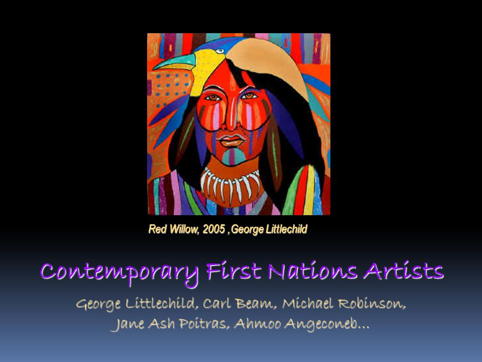 Contemporary First Nations Artists
