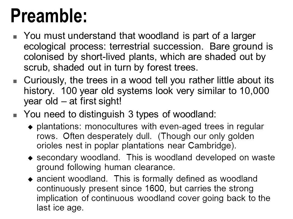 Preamble: