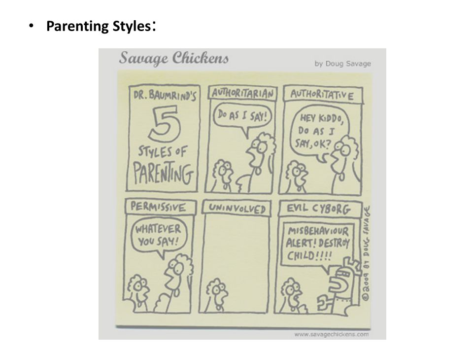 Parenting Styles: