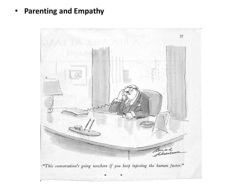 Parenting and Empathy