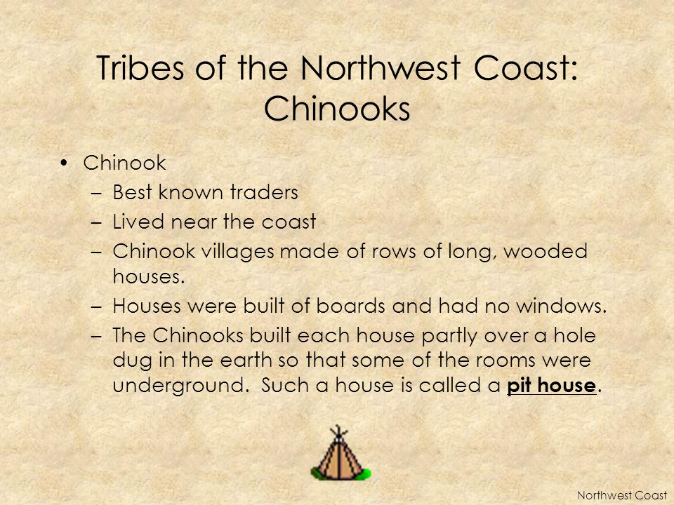 Tribes of the Northwest Coast: Chinooks