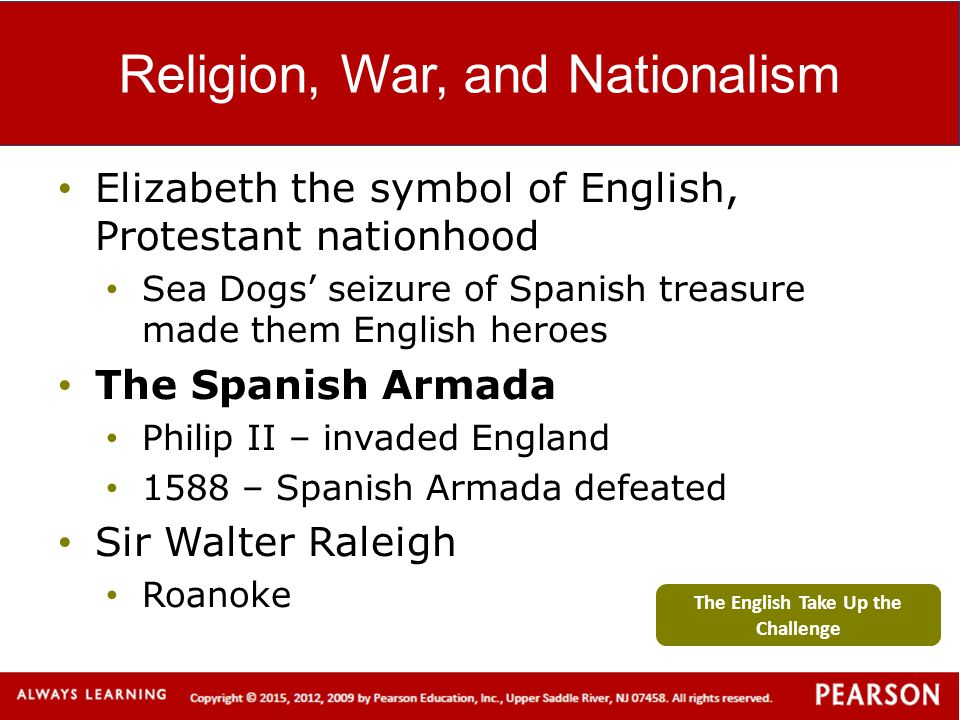 Religion, War, and Nationalism