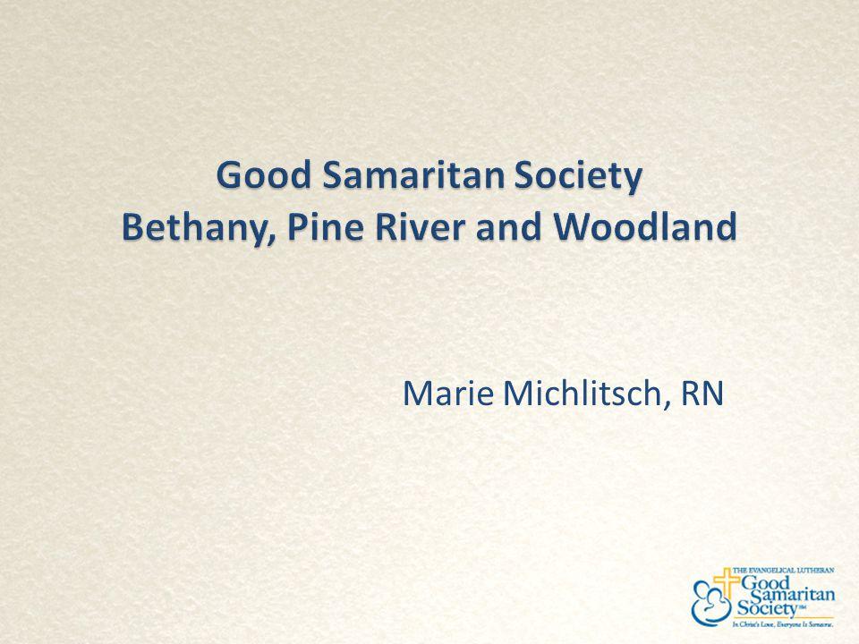 Good Samaritan Society Bethany, Pine River and Woodland