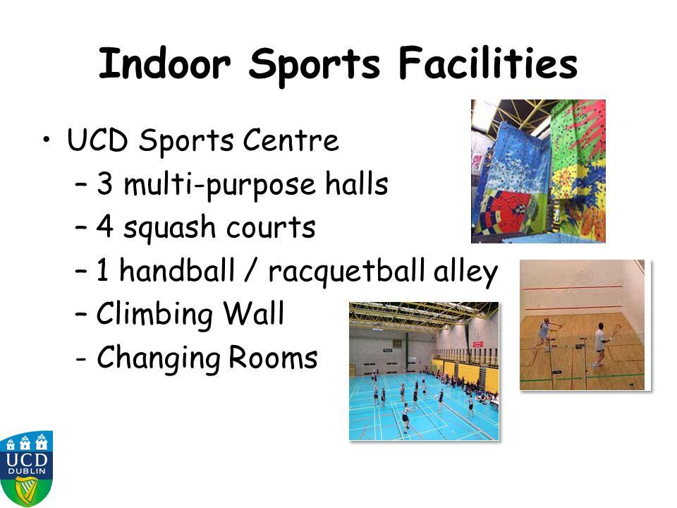 Indoor Sports Facilities