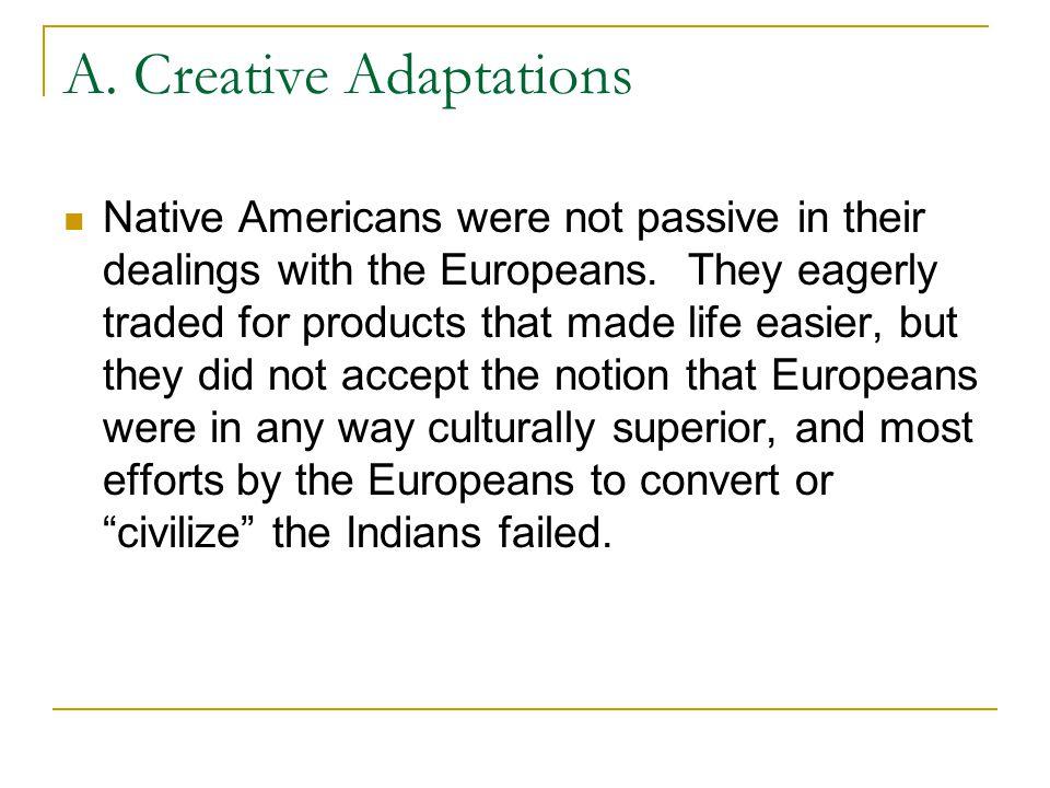 A. Creative Adaptations