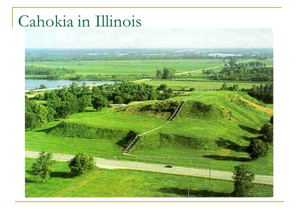Cahokia in Illinois