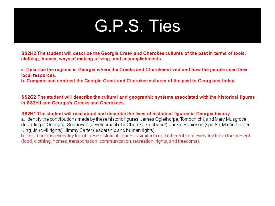 G.P.S. Ties
