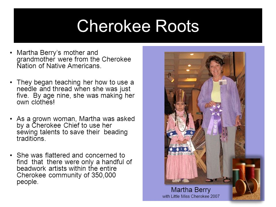 with Little Miss Cherokee 2007