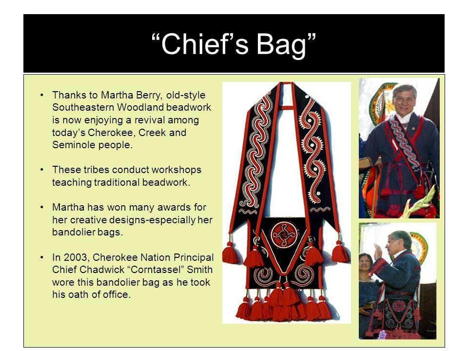 Chief's Bag