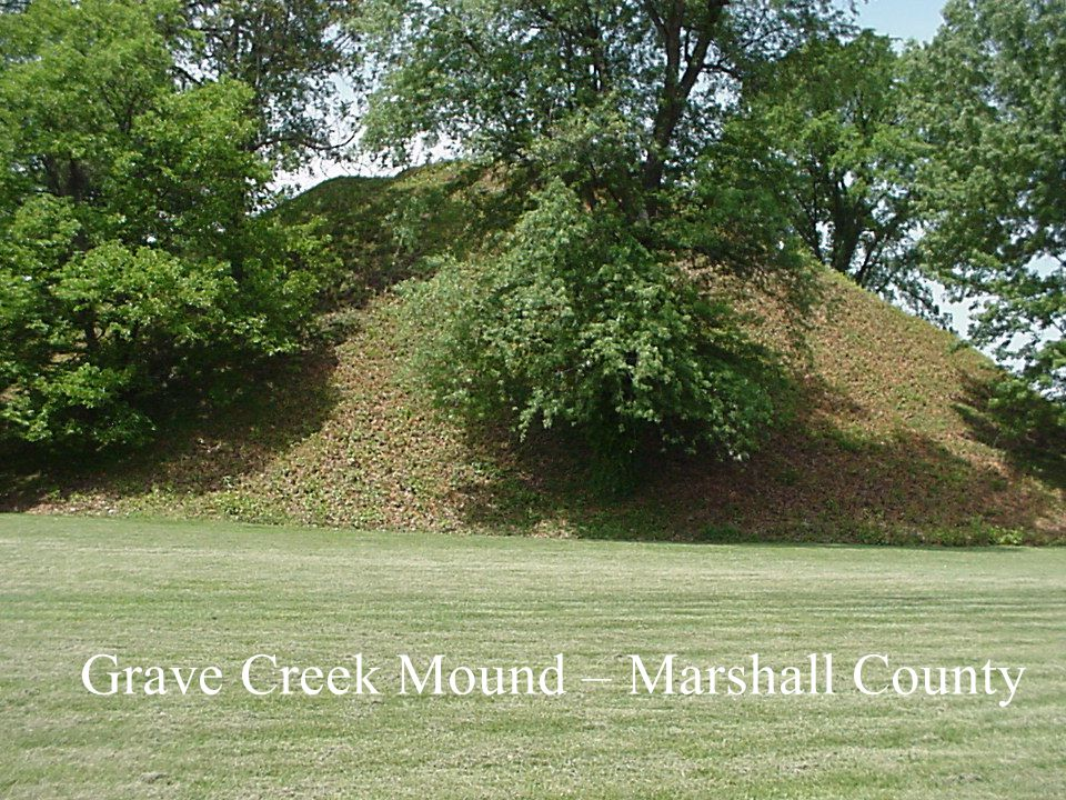 Grave Creek Mound – Marshall County