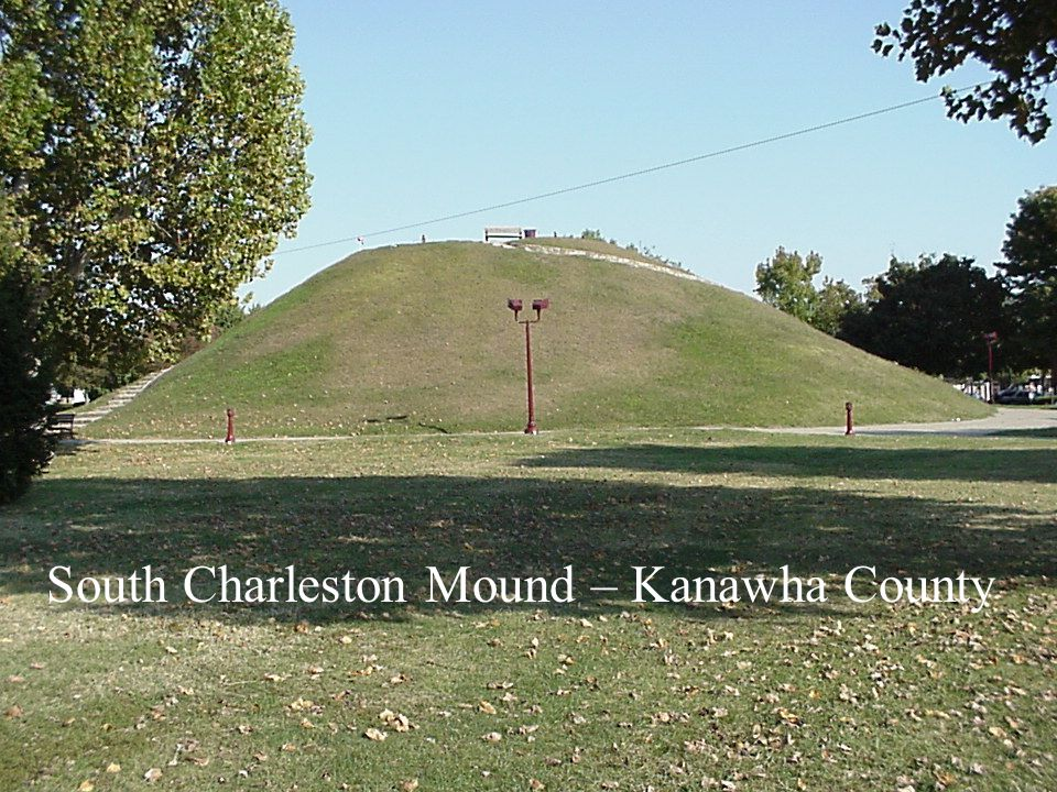 South Charleston Mound – Kanawha County