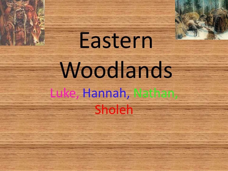Luke, Hannah, Nathan, Sholeh