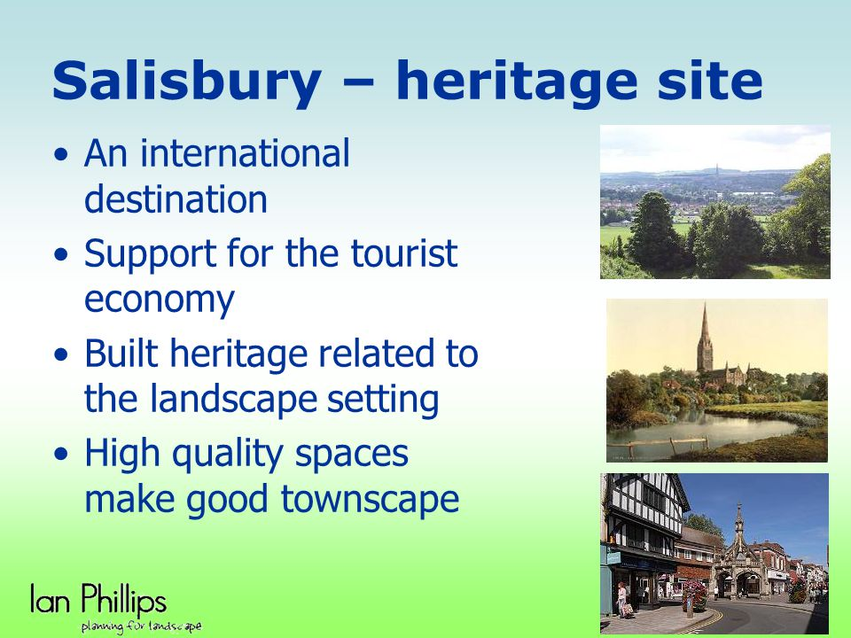 Salisbury – heritage site