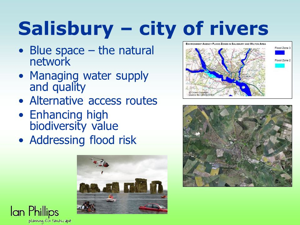 Salisbury – city of rivers