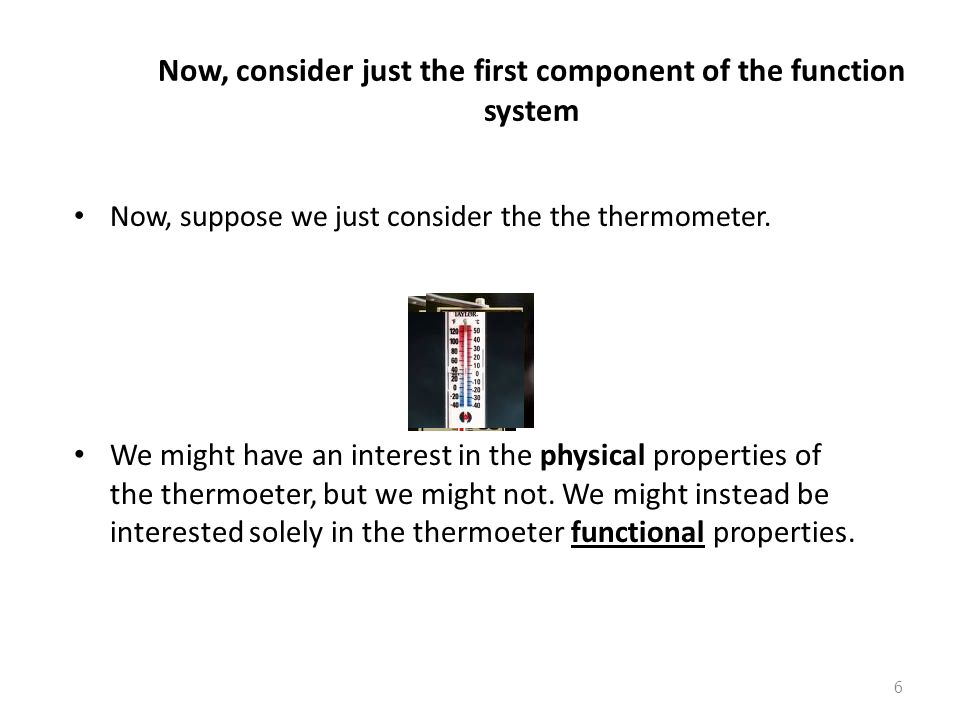 Now, consider just the first component of the function system