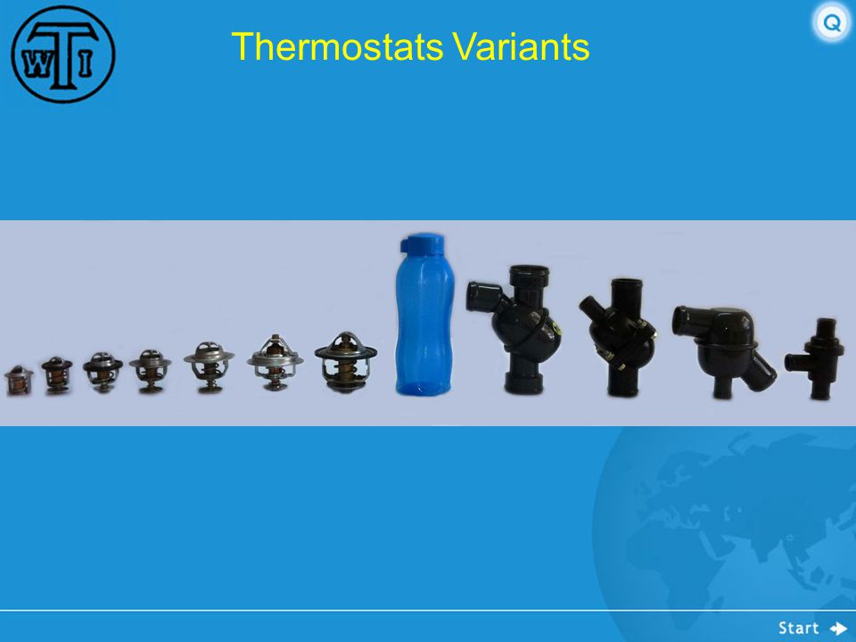 Thermostats Variants