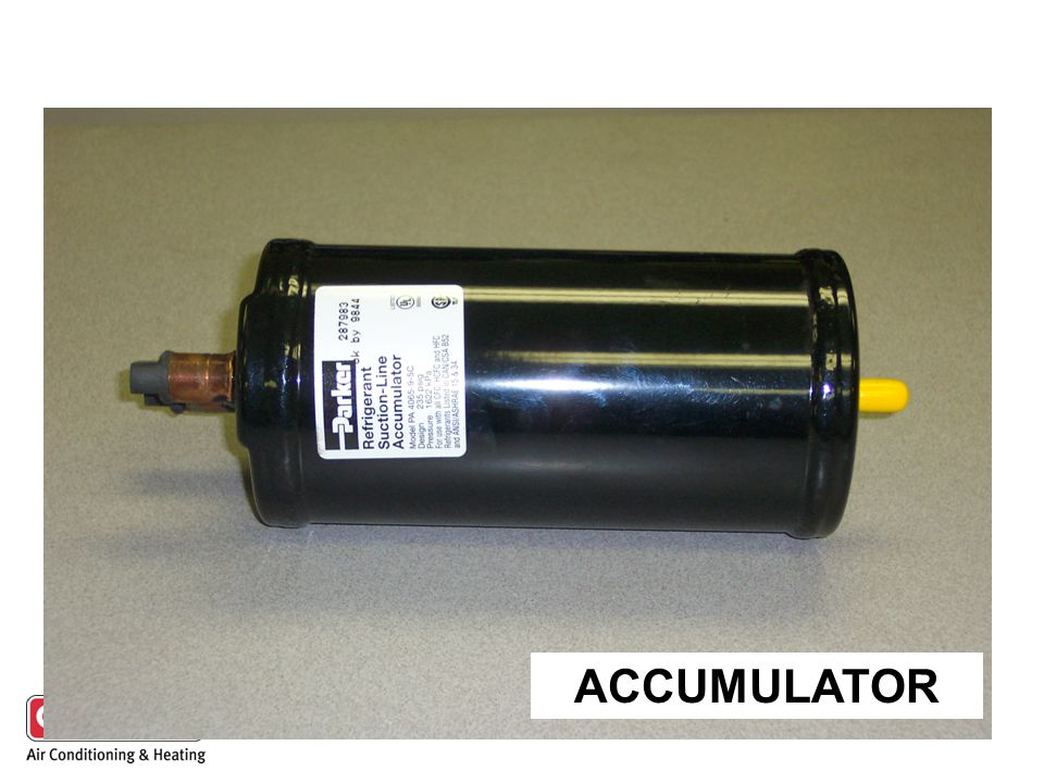 ACCUMULATOR