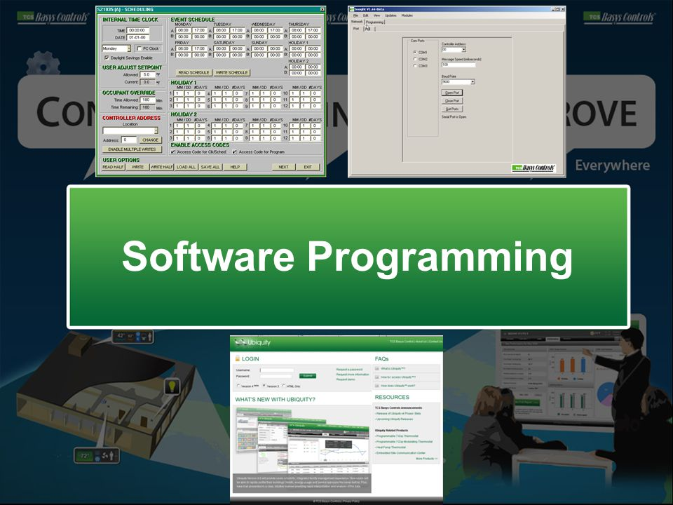 Software Programming