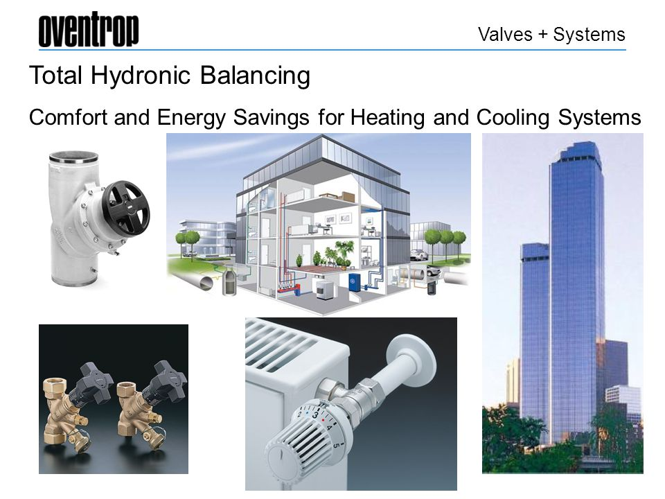 Total Hydronic Balancing