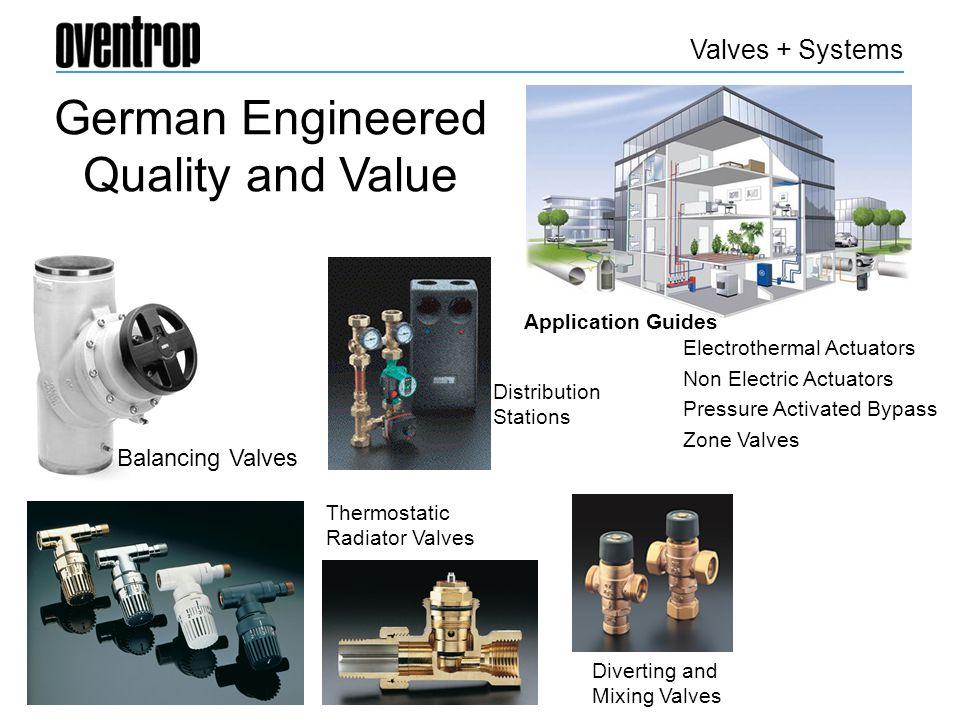 German Engineered Quality and Value