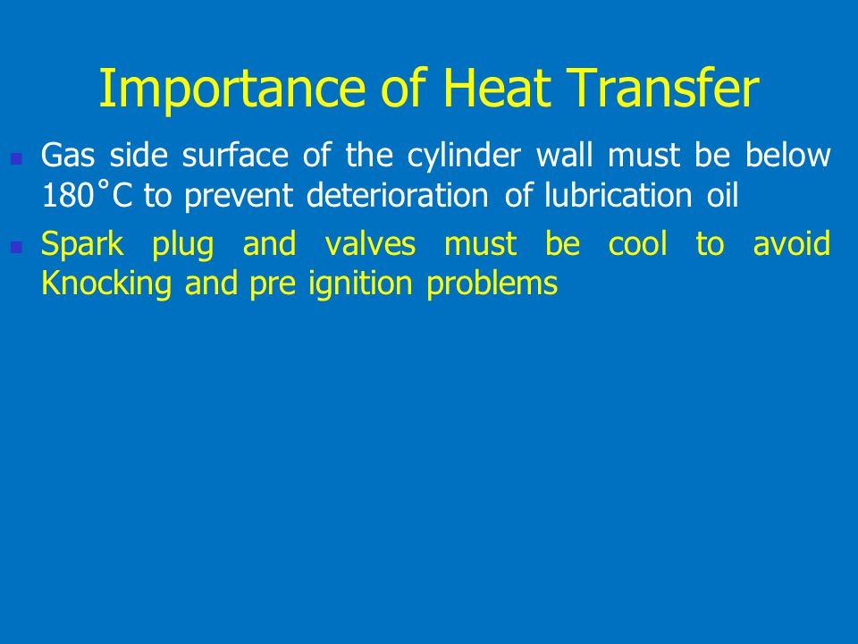 Importance of Heat Transfer