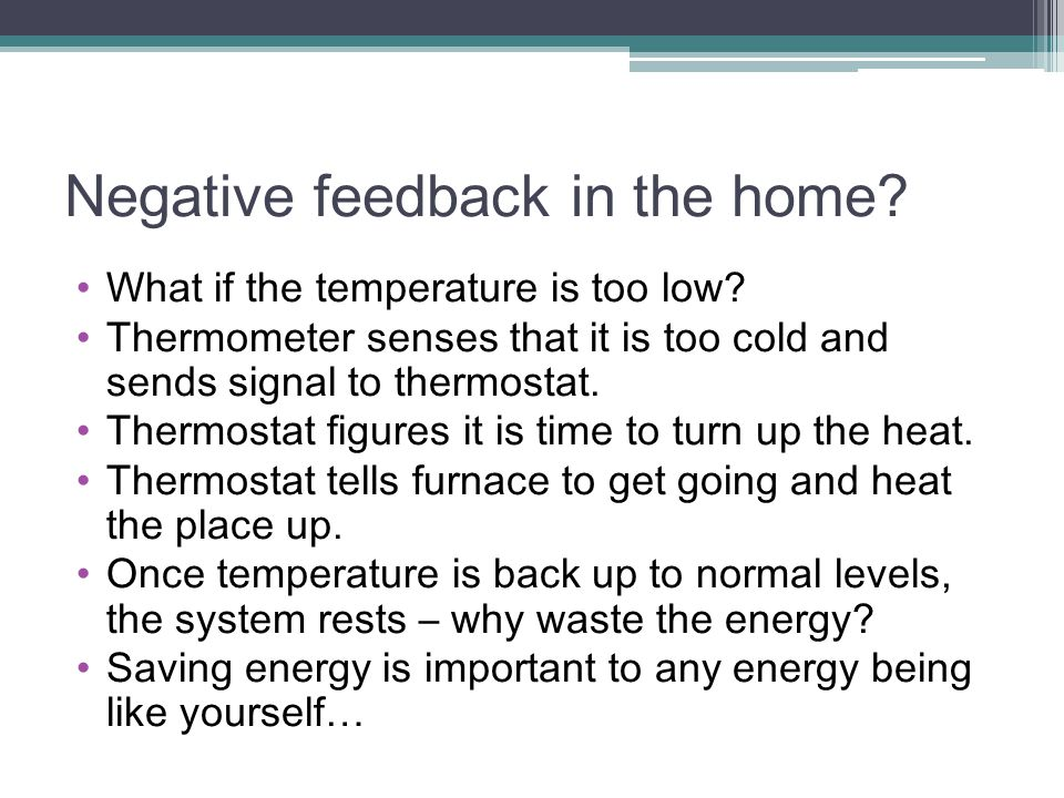 Weird body quirks brain freeze ppt video online download Negative energy in house