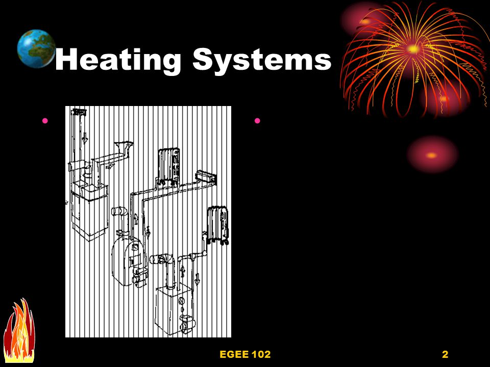 Heating Systems EGEE 102